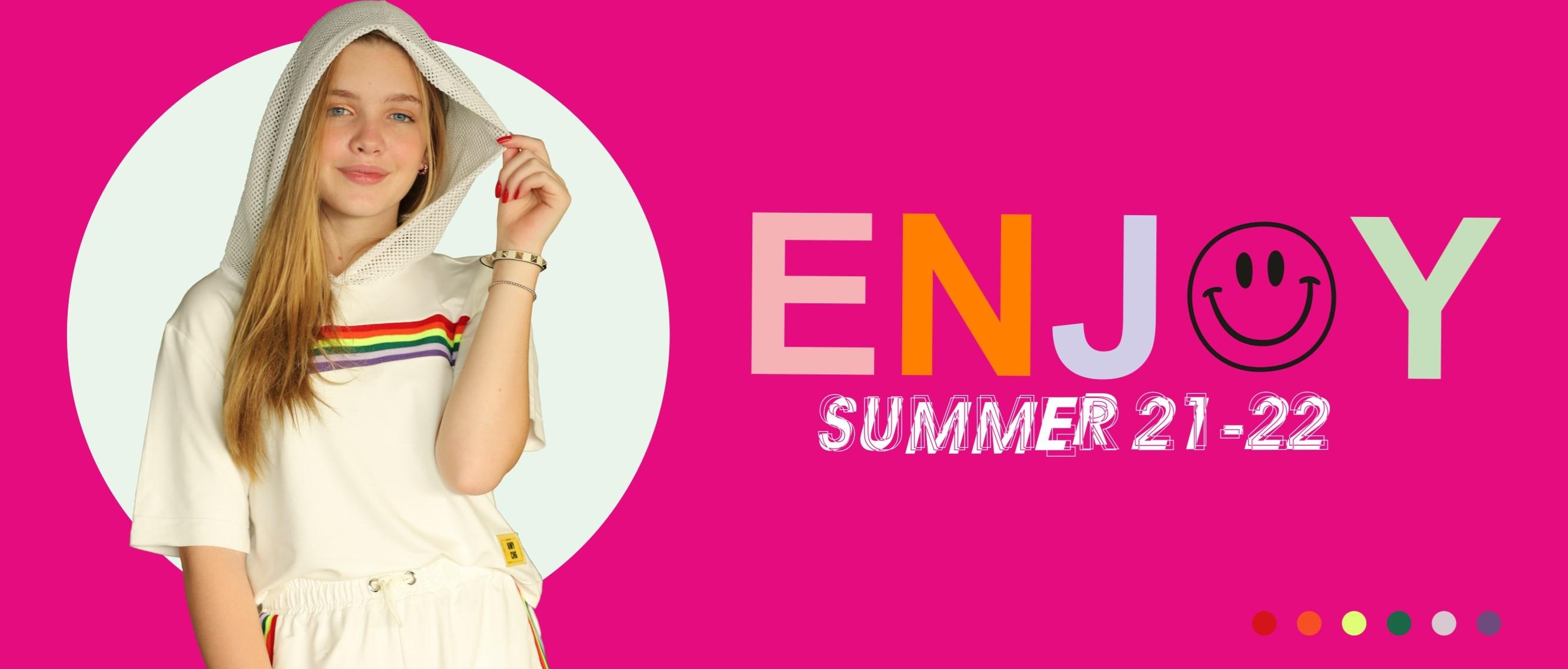 TWOIN Enjoy Summer 21/22