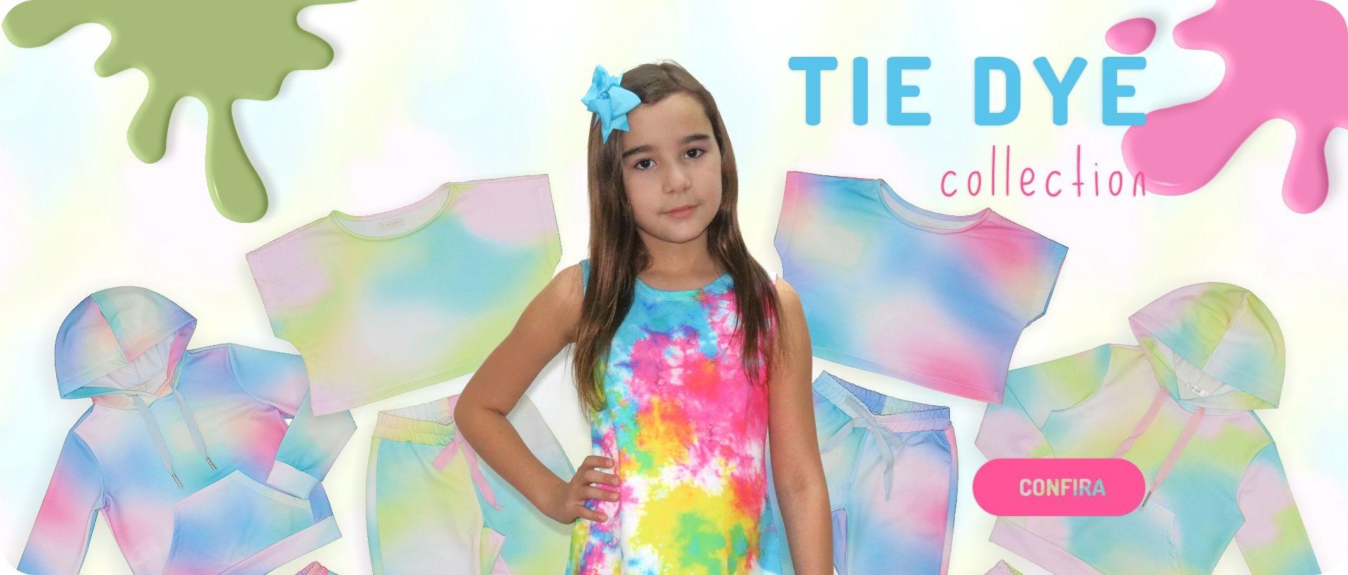 Conheça nossa Coleção de Tie Dyes!!!