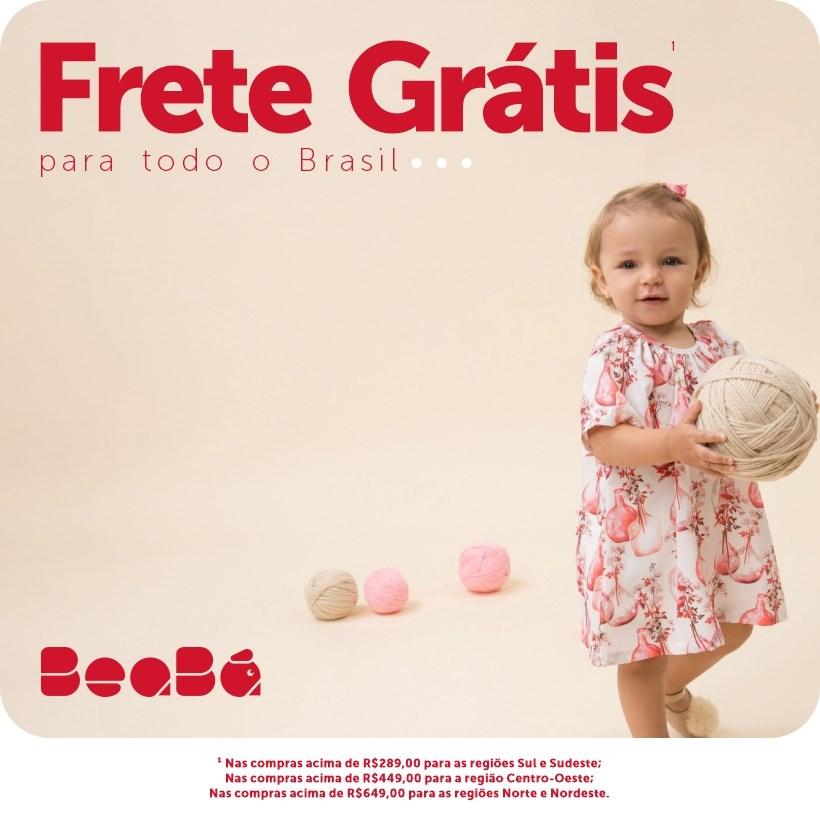 ¹ Frete grátis para todo o Brasil!
