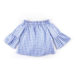 Bata Feminino Infantil / Teen Em Jeans Com Lycra - Twoin Azul Claro
