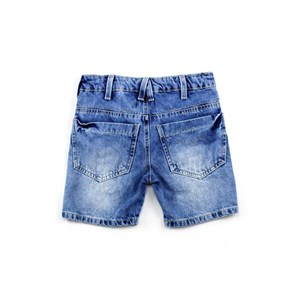 Bermuda Jeans Infantil / Teen Modelo Feminino - Twoin Única