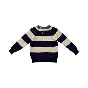 Blusa De Tricot Infantil / Baby Masculina - 1+1 Bege Claro