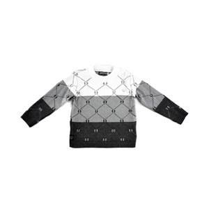 Blusa De Tricot Infantil Masculina - Cores Variadas - 1+1 Cru