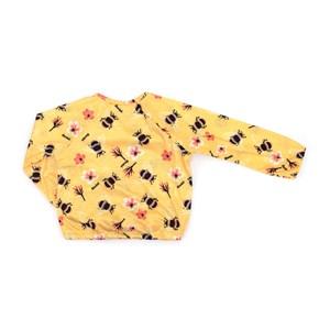 Blusa Infantil / Kids Em Malha De Poliester Estampado - Beaba Amarelo Canario