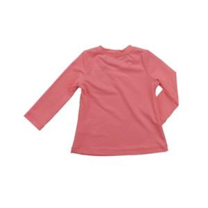 - Blusa Proteção Feminina Infantil / Kids Em Lycra Suplex De Poliamida - Um Mais Um Rosa Fluor