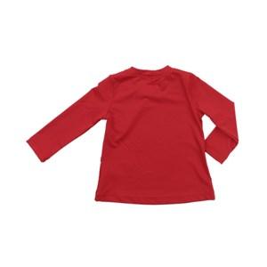 - Blusa Proteção Feminina Infantil / Kids Em Lycra Suplex De Poliamida - Um Mais Um Vermelho