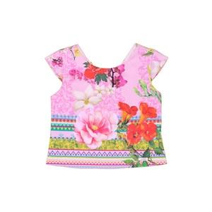 Blusa Regata Com Decote Nas Costas Rosa Claro