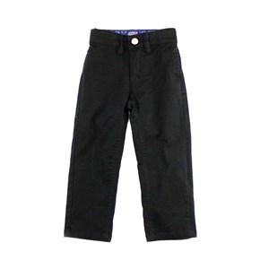 Calça De Sarja Infantil Masculina - 1+1 Preto