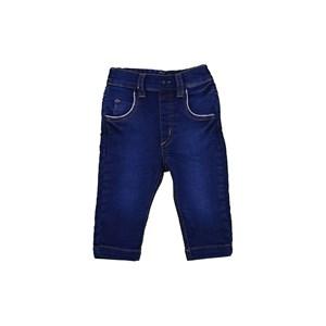 Calça Jeans Baby Com Elástico Stone