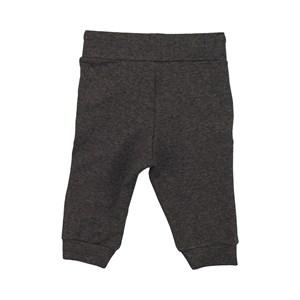 Calça masculina infantil / baby em moletinho viscose com lycra - um mais um MESCLA ESCURO