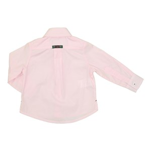 Camisa Baby Lisa Rosa Claro