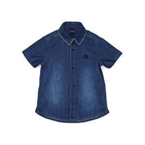 Camisa Infantil Jeans Stone