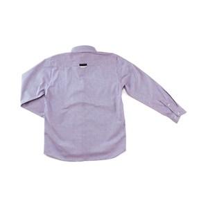 Camisa Rosa Claro Infantil Masculina - 1+1 Rosa Claro