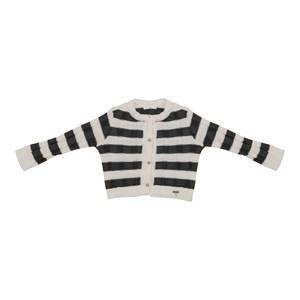 Casaco de tricot Preto