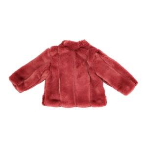 Casaco - Pele Infantil / Baby Em Pele - Um Mais Um Rose
