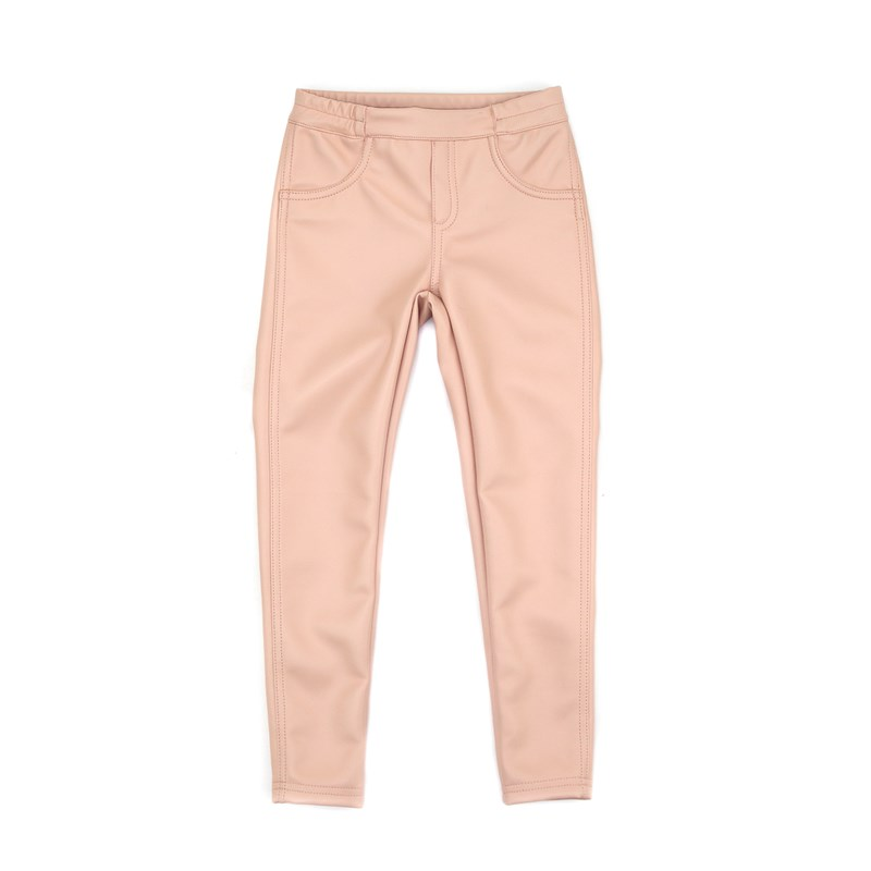 Legging Infantil / Teen Em Neoprene Resinado - Two In Nude - 1 ...