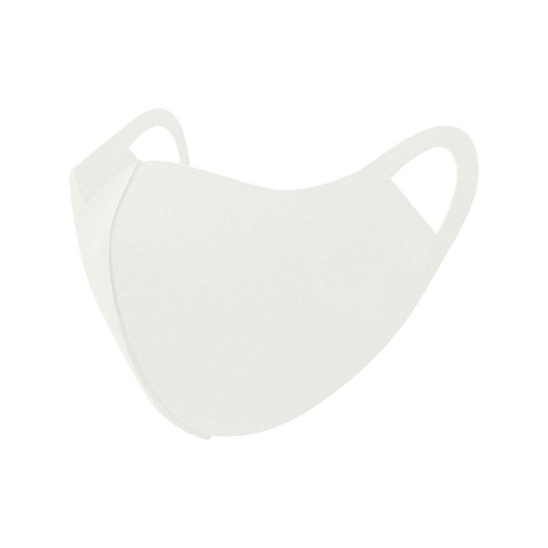 Máscara De Proteção Em Tecido Neoprene Modelo Feminino G Adulto Com Estampas Variadas - Um Mais Um Cru