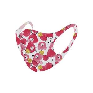 Máscara De Proteção Em Tecido Neoprene Modelo Infantil - Estampas Variadas - Um Mais Um Goiaba
