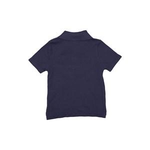 Polo Infantil Masculina Marinho