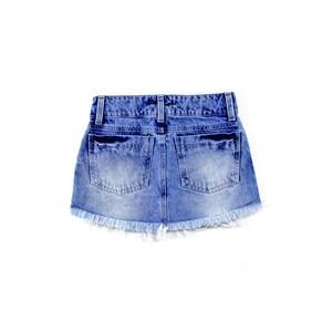 Saia Jeans Infantil / Teen - Twoin Única