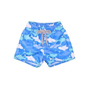 Short Azul
