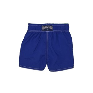 Short Dupla Face Baby Menino Royal