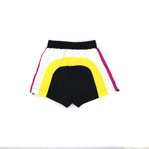 Short Infantil / Teen Em Nylon Poliamida  - Two In Preto