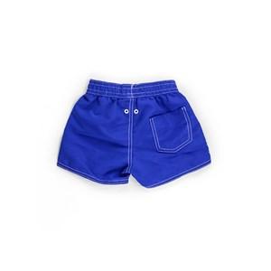 Short Masculino Infantil / Kids Em Nylon Tactel - Um Mais Um Royal