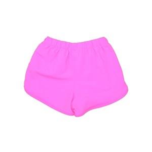 Short Natação Feminino Pink Neon                Fluor