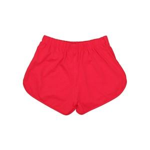 Short Natação Feminino Vermelho