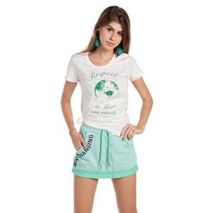 Short-Saia Verde