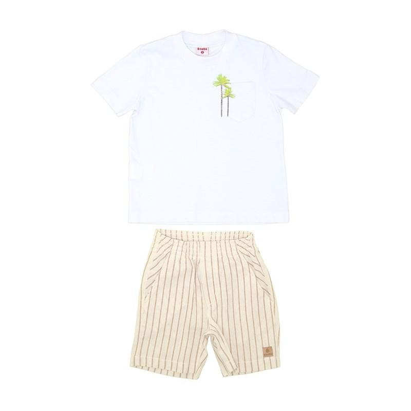 T-Shirt/Bermuda Cru