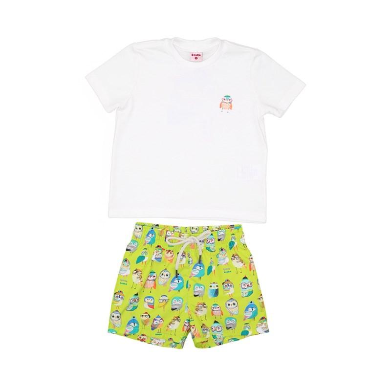 T-Shirt/Bermuda Lima