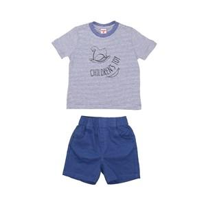 T-Shirt/Bermuda Royal