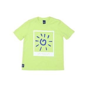 T-Shirt Infantil Masculina Cores Lima