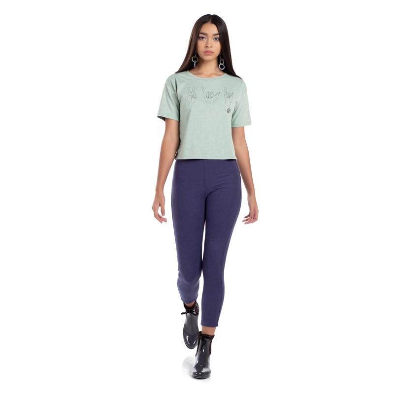 T-Shirt Libras Verde