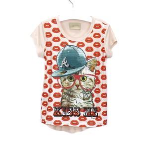T-Shirt Salmao