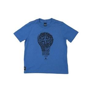 T-Shirt Sustentável Estampa Tecnologia Petroleo
