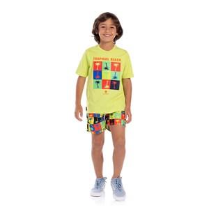 T-Shirt Sustentável Surf Lima
