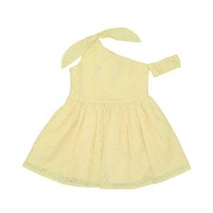 Vestido Amarelo Canario