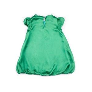 Vestido Infantil / Teen - Twoin Verde